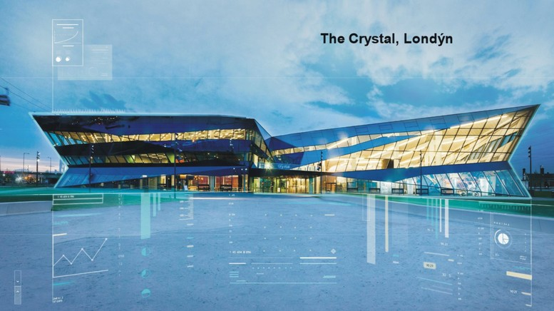 Crystal London