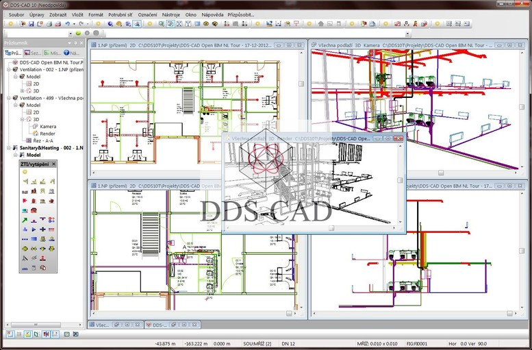 software dds cad verze 10 v e tin tzb info. Black Bedroom Furniture Sets. Home Design Ideas